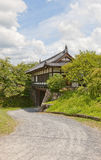 Main Gate of Yamato Koriyama castle, Japan Stock Image