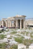 Akropolis, Greece Royalty Free Stock Photography