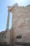 Akropolis, Greece Royalty Free Stock Images