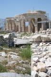 Akropolis, Greece Royalty Free Stock Image