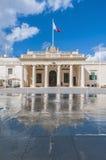 Main Guard building in Valletta, Malta Stock Images