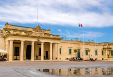 The Main Guard building in Valletta Stock Photography