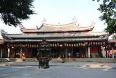 Main Hall. The main hall in Quanzhou south Sholin temple Stock Images