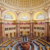 Main Hall of the Library of Congress ceiling DC Stock Photo