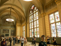 Main hall of Rijksmuseum, Amsterdam Stock Photo