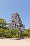 Main keep (donjon) of Imabari Castle, Japan Stock Images