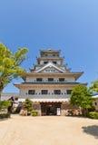 Main keep (donjon) of Imabari Castle, Japan Royalty Free Stock Photo