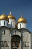 Main Kremlin cathedral Royalty Free Stock Photos