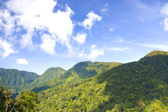main malaysia mountains range Στοκ Φωτογραφία