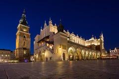 Main market building. Main market building in rynek, Krakow Stock Photography