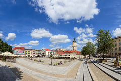 The Main Market Square Stock Images