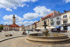 The Main Market Square Royalty Free Stock Photography