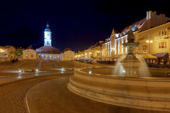 The Main Market Square Royalty Free Stock Images
