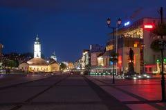 The Main Market Square Royalty Free Stock Photo