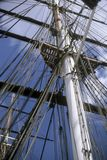 Main mast, Cutty Sark Royalty Free Stock Photos