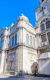 Main Orthodox Cathedral of Varna city in Bulgaria Stock Image