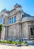 Main Orthodox Cathedral of Varna city in Bulgaria Royalty Free Stock Image