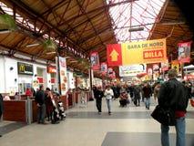 Main Railstation in Bucharest Stock Photo