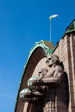 Main railway station, Helsinki, Finland Royalty Free Stock Photos
