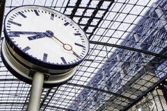 The main railway stationin Berlin Royalty Free Stock Photography