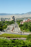 View of boise downtown Stock Photos