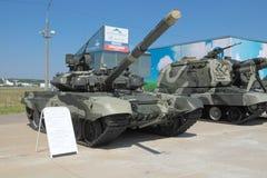 Main Russian tank T-90. Stock Photo