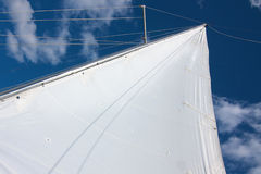 Main Sail stock photography