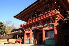 Main shrine of Tsurugaoka Hachimangu shrine Stock Photo