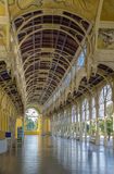 Main Spa Colonnade in Marianske Lazne Royalty Free Stock Photography
