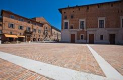 The main square Stock Photo