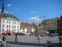 Main square Stock Image