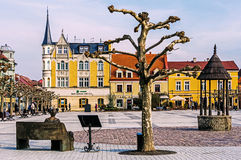 The main square Stock Images