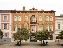 Main square in Kosice. Slovakia Royalty Free Stock Image