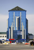 Main square in Nakhodka. Primorsky Krai. Russia royalty free stock photography