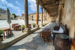 Main Square. Pedraza Royalty Free Stock Images