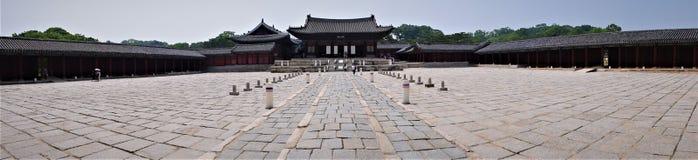 Palace Changgyeonggung in Seoul, Korea royalty free stock photos