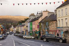 Main St. Kenmare. Kerry. Ireland Royalty Free Stock Image