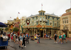 Main St. USA Royalty Free Stock Images