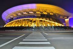 The Main Stadium in Guangxi Sports Center Stock Photos