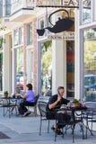 Main Street Imagem de Stock Royalty Free