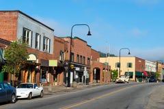 Main Street Fotografía de archivo