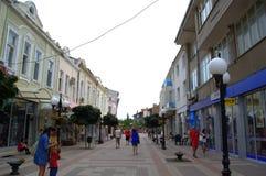 Main Street Imágenes de archivo libres de regalías
