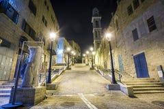 Main street in Bethlehem, Palestine Royalty Free Stock Images
