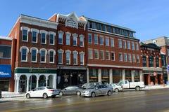 Main Street, Concord, NH, USA Stock Photo
