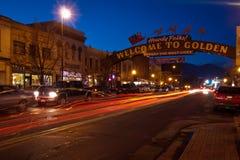 Main Street Stock Photography
