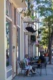 Main street Royalty Free Stock Photo