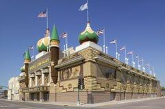 Main Street -mening royalty-vrije stock afbeelding
