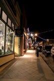Main Street Park City, Utah Stock Images