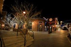 Main Street Park City, Utah Royalty Free Stock Images