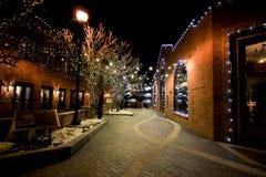 Main Street Park City, Utah Stock Photography